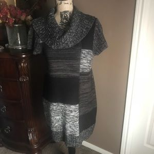 Style & C0 sweater dress (tunic)